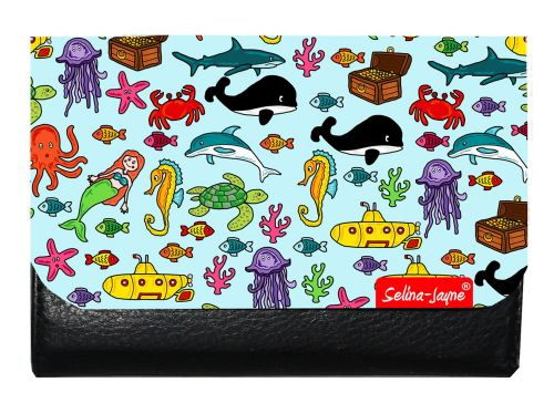 Selina-Jayne Sea World Limited Edition Designer Small Purse
